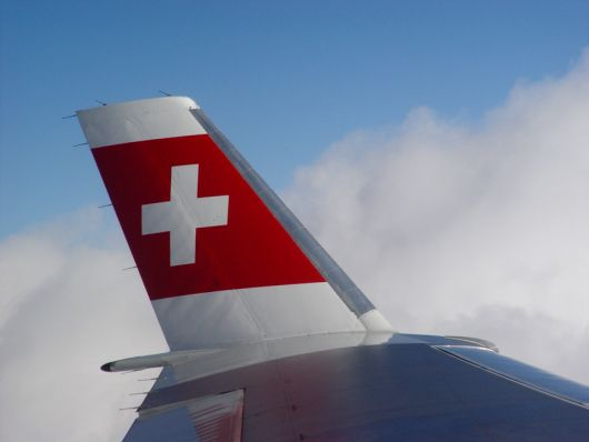 Swiss Winglet der MD-11