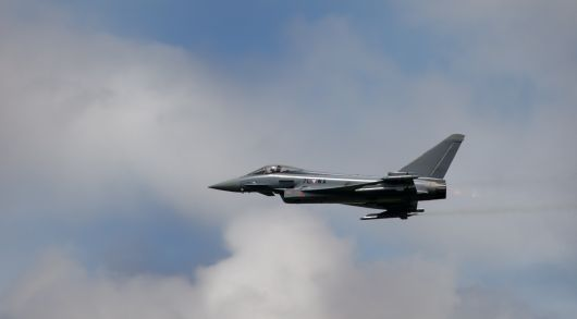 Eurofighter in Zeltweg