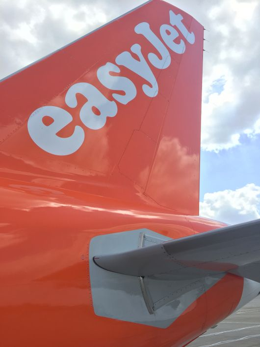 Airbus A319: easyJet