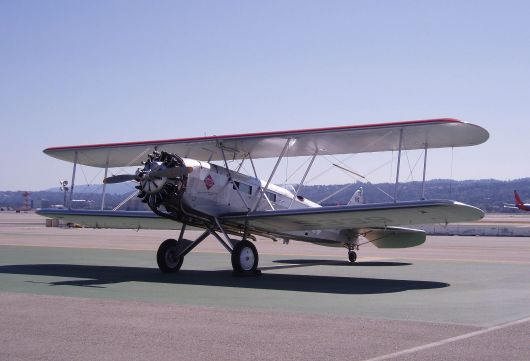 Boeing 40: Airmail 5